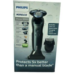 Philips Norelco Shaver 6900 black